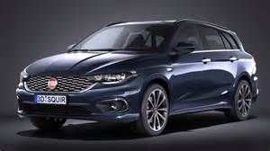 Fiat Station Wagon Fiat Tipo Station Wagon 2017 Squir