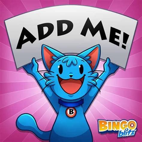 bingo blitz : are you looking for new bingo blitz buddies