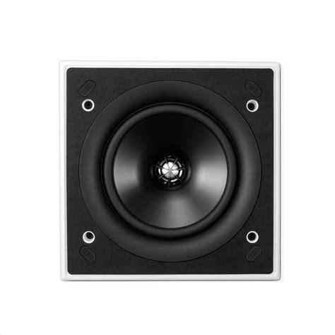 Square Ceiling Speaker Ceiling Speaker Kef Ci160qs Square 6 5 Quot Ceiling Speaker 100w