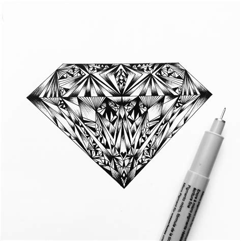 i am obsessed with drawing super detailed art bored panda
