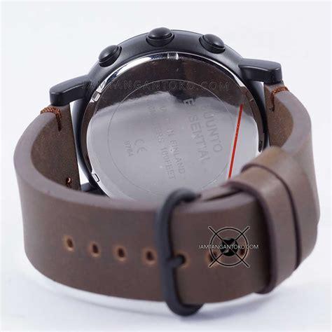 Jam Tangan Coklat Tua harga sarap jam tangan suunto essential hitam coklat tua