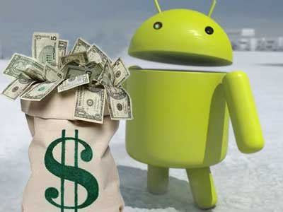 Make Money Online With Android - top 5 apps that can earn you some money