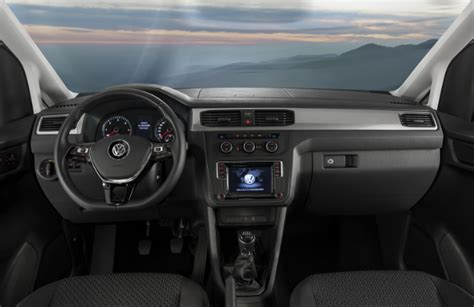 caddy interieur 2020 volkswagen caddy interior price release date