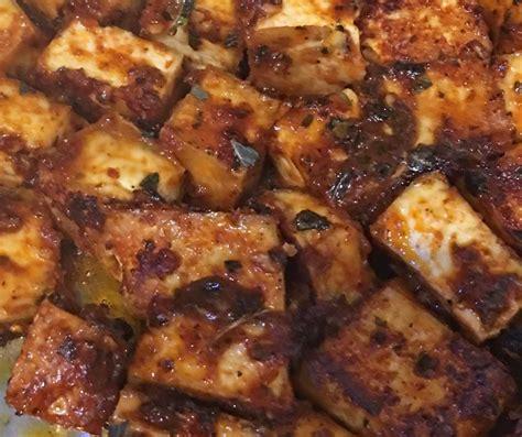best tofu recipes best crispy tofu recipe baked pan fried how to make