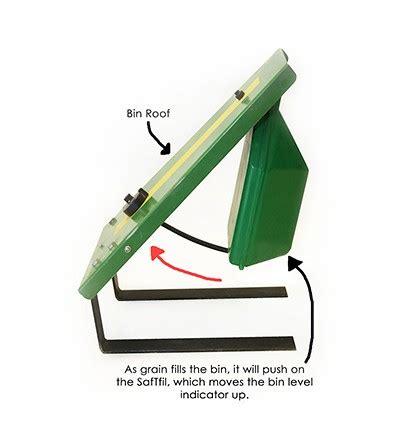 saftfil bin level indicator | avonlea group ltd