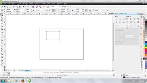 membuat majalah dengan coreldraw x6 zulbmohd cara membuat kartu nama menggunakan corel draw x6