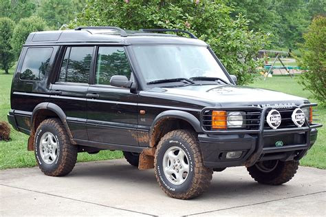 how does cars work 2001 land rover discovery series ii regenerative braking 2001 land rover discovery ii pictures information and specs auto database com