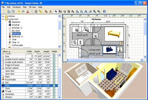 sweet home design software free download logiciels technifree ng