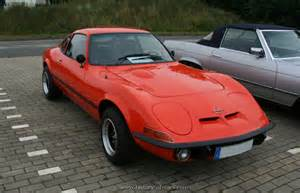 Opel Gt History Opel 1971 Gt J The History Of Cars Cars
