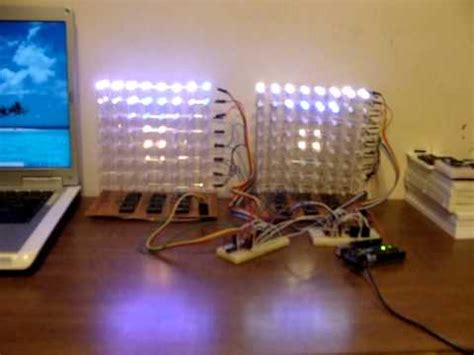 led anode et cathode 8x8x8 rgb led cube common cathode vs common anode
