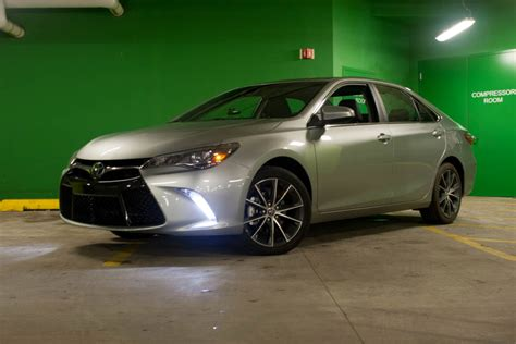 Toyota Camry Xse V6 Review 2016 Toyota Camry Xse 95 Octane