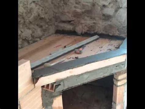costruire un camino a legna come costruire un caminetto e un forno a legna rustico
