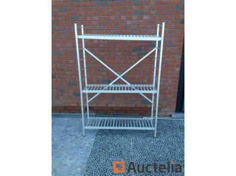 etagere chambre froide etag 232 re aluminium pour chambre froide