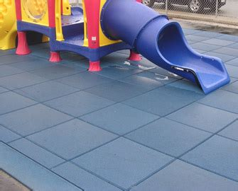 Seven Ways Outdoor Playground Mats Relieve Parents of