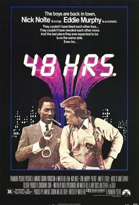 film up hours daily grindhouse jon abrams looks back at 48 hrs