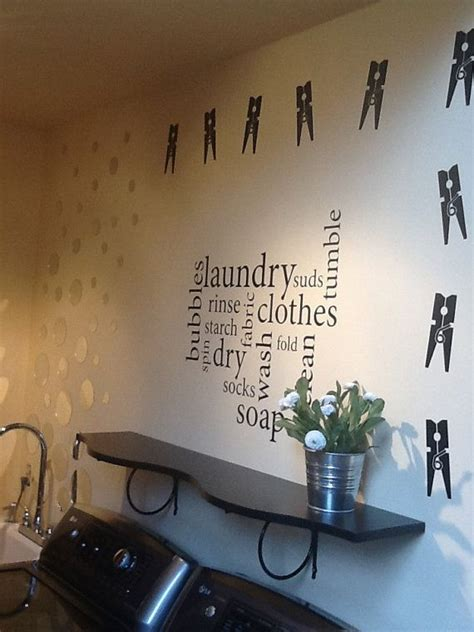 Laundry Room Decorations For The Wall Best 25 Laundry Room Decorations Ideas On Pinterest