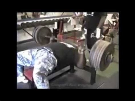 jim williams bench press jim williams powerlifter