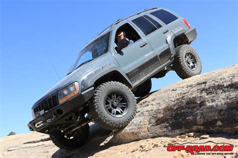 anvil jeep grand cherokee jeep grand cherokee wj project recap off road com
