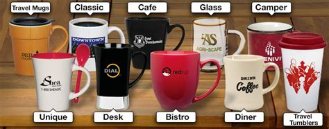 types of coffee mugs buying promotional coffee mugs how to customize logo mugs