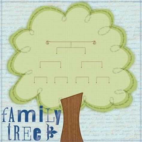 scrapbook layout family tree 112 best images about genealogy for kids on pinterest