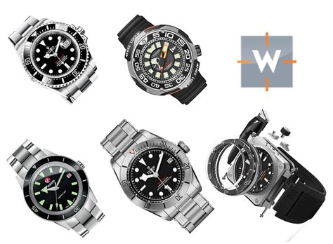 watchuseek dive 7 of the best new dive watches for 2017 watchuseek