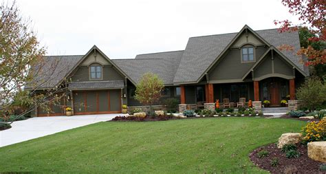 custom homes in woodbury mn hudson wi derrick custom