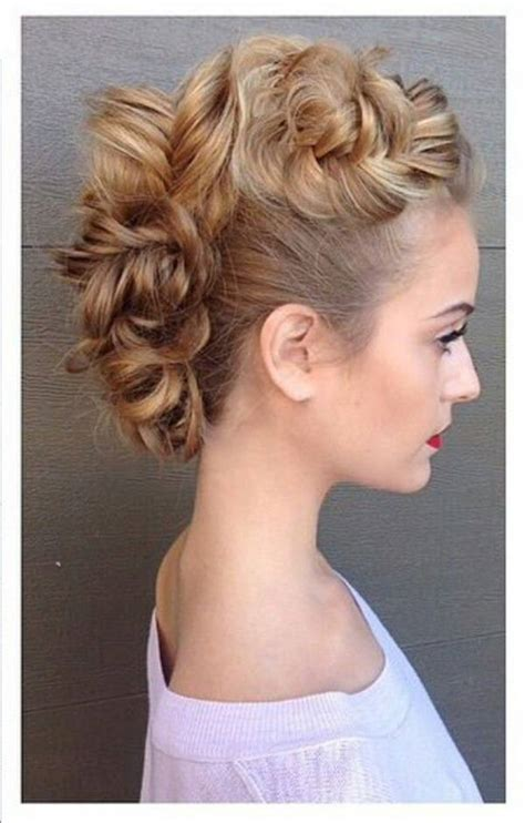 hairstyles for short hair how to 45 fantastic braided mohawks to turn heads and rock this