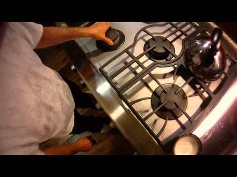 gas stove clicks but doesn t light ge gas range stove burner wont light spark ignition