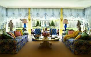 Colorful Interior Design Ideas Vibrant Family Room Interior Design Idea House Interior Designs
