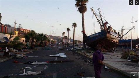 earthquake chile image gallery earthquake coquimbo