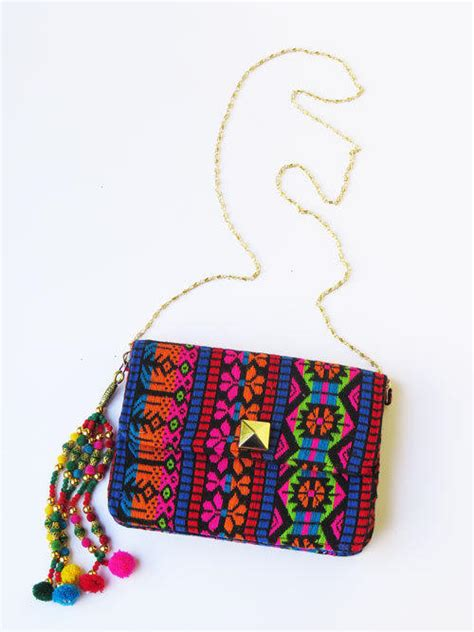 tribal pattern handbags ethnic indian bag bohemian bag hippie from ithinkfashion