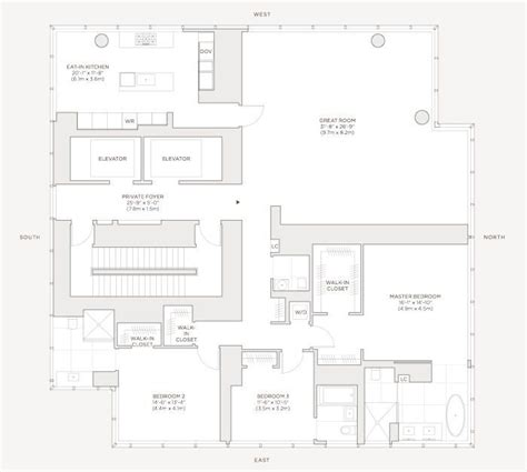 one madison floor plans gisele bundchen and tom brady apartment at one madison