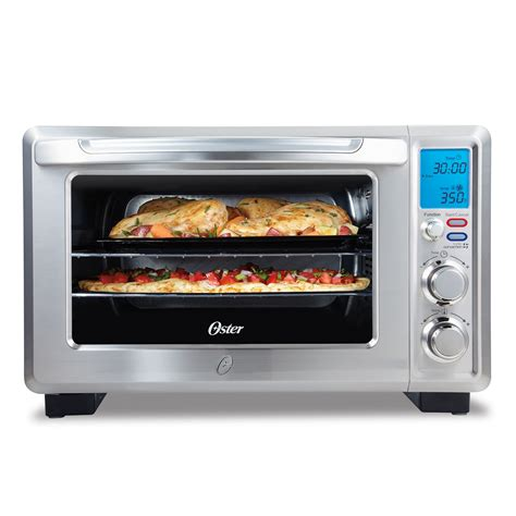 Microwave Convection Toaster Oven Combo Oster 174 6 Slice Digital Toaster Oven At Oster Com