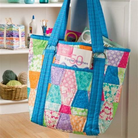 avon quilted pattern tote bag pinterest the world s catalog of ideas