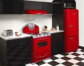 Retro Kitchen Appliances by Kitchens From The 1950s Interior Decorating