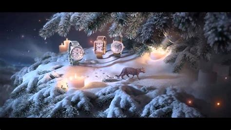 cartier winter tale christmas youtube