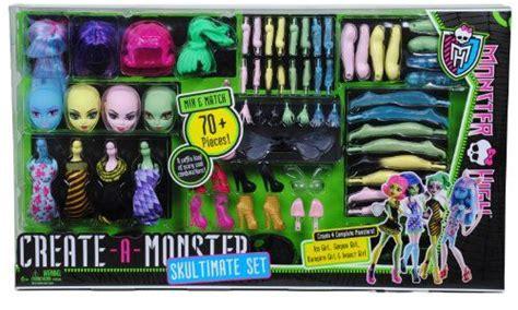 monster high doll design games monster high doll create a monster game driverlayer
