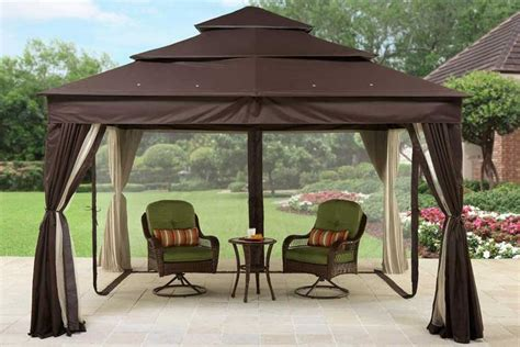 patio canopy gazebo replacement canopies for gazebos pergolas and swings