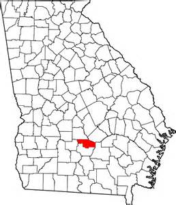 map of hill county file map of highlighting ben hill county svg