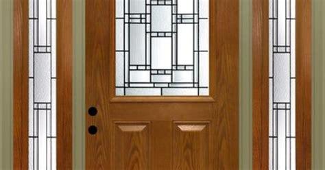 36 X 79 Exterior Fiberglass Door by Mastercraft Venice 36 Quot X 80 Quot Fiberglass Ext Door With 14