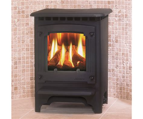 Free Standing Gas Fireplace by Heating Ideas For Your Conservatory Houspire