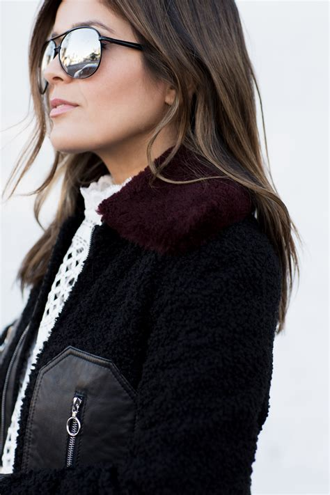Mba Looking Glasses by Shearling Coat Style Mba