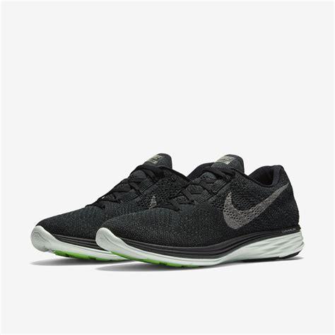 lb shoes nike flyknit lunar3 lb mens shoes black 826837 003 us7 11
