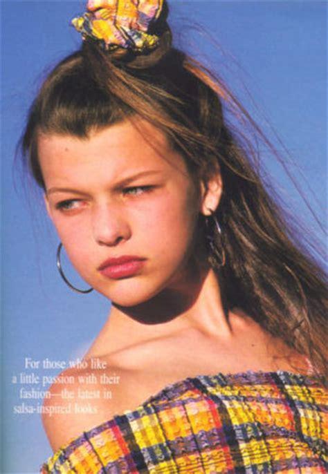 milla jovovich child model millaj the official milla jovovich website