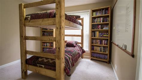 diy bunk bed plans ideas   save  lot