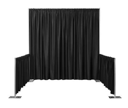 pipe and drape rental dc easel podium speaker timer laptop rental equipment