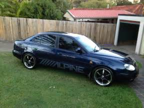 Daewoo Leganza For Sale 2002 Daewoo Leganza 2 2 Car Sales Qld Brisbane South
