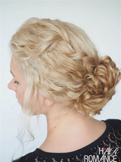 30 curly hairstyles in 30 days day 8 hair romance 30 curly hairstyles in 30 days day 11 hair romance