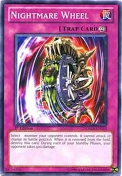 yugioh structure deck marik nightmare wheel structure deck marik yugioh