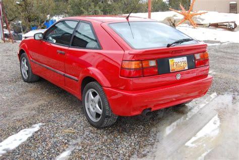 auto repair manual online 1993 volkswagen corrado regenerative braking 1993 volkswagen corrado slc